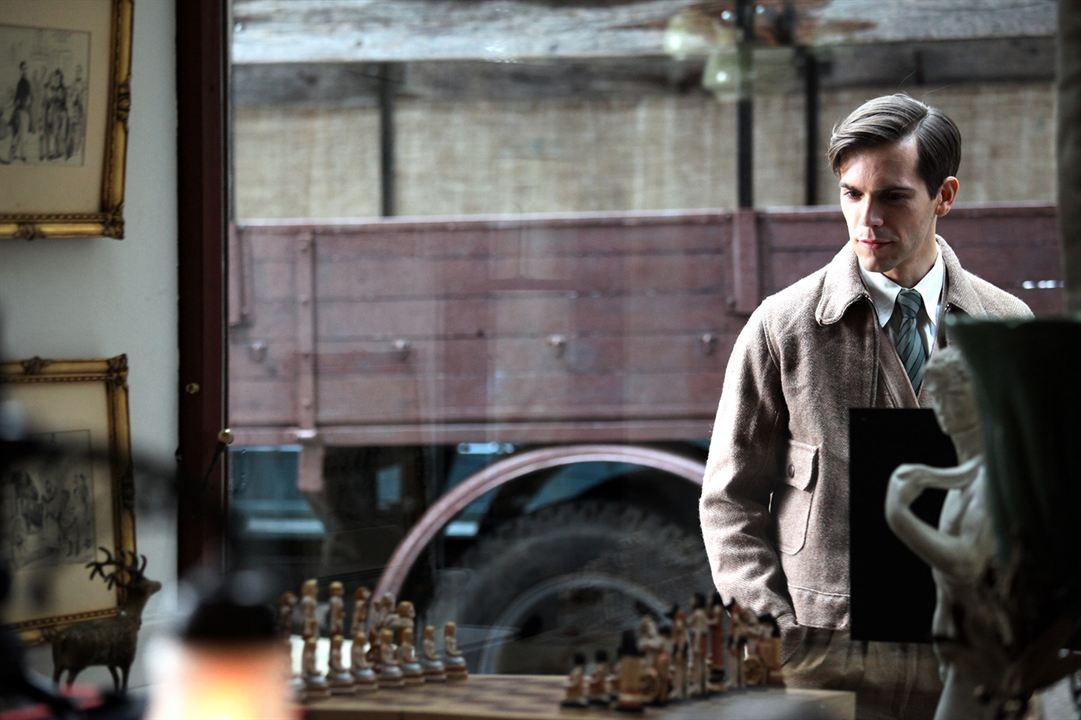 El jugador de ajedrez : Foto Marc Clotet