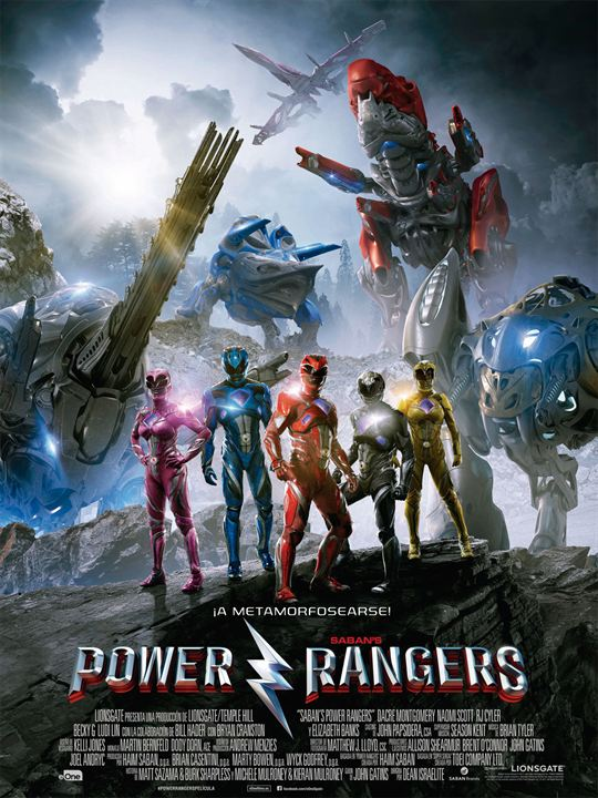 Power Rangers : Cartel