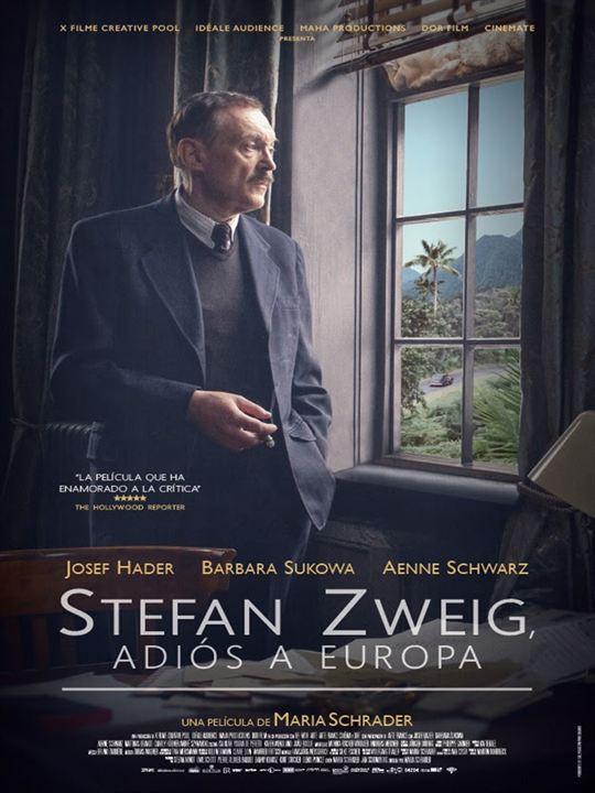 Stefan Zweig: Adiós a Europa : Cartel