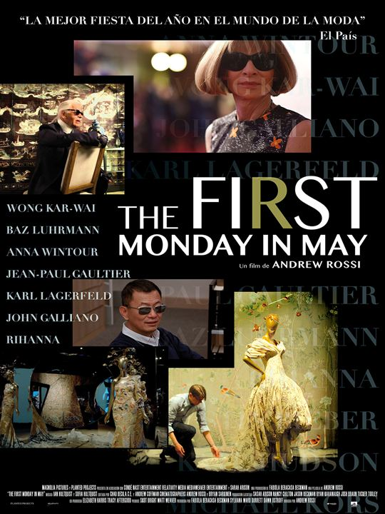 The First Monday In May : Cartel