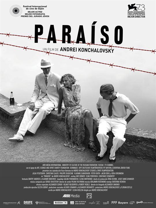 Paraíso : Cartel