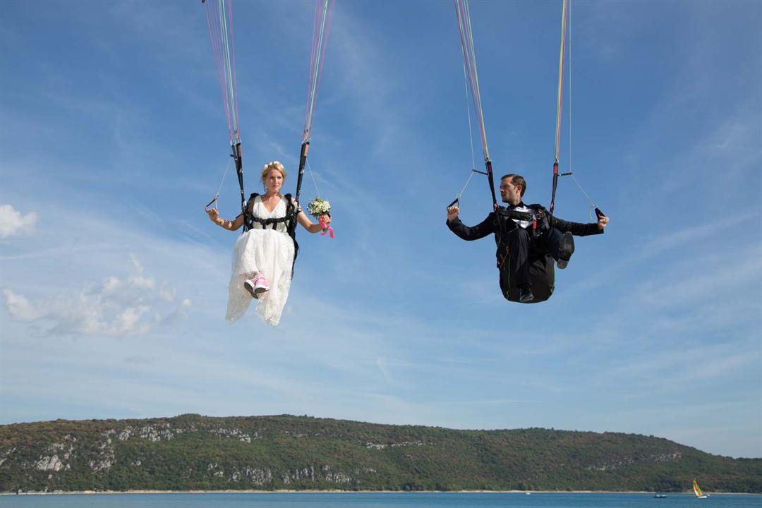 La wedding planner : Foto Julia Piaton, Nicolas Duvauchelle