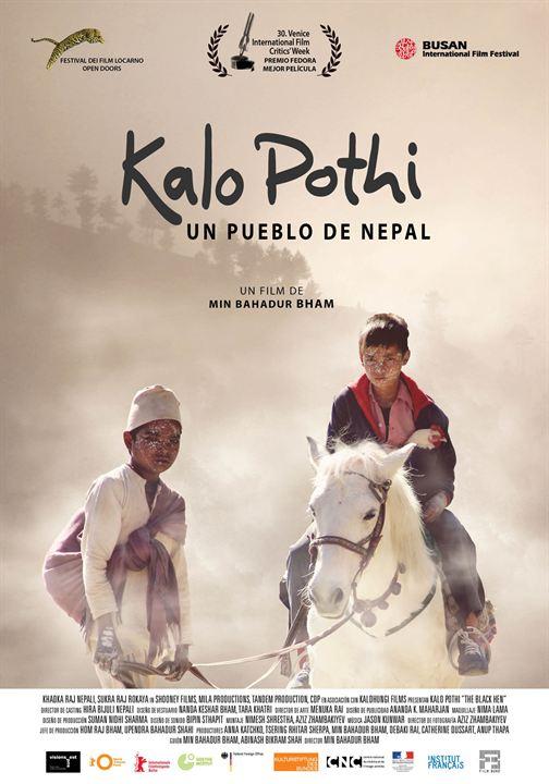 Kalo Pothi. Un pueblo de Nepal : Cartel