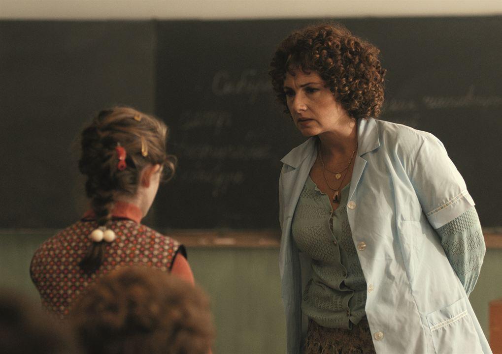 La profesora : Foto Zuzana Mauréry