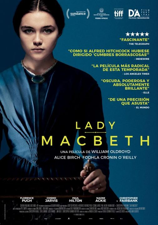 Lady Macbeth : Cartel