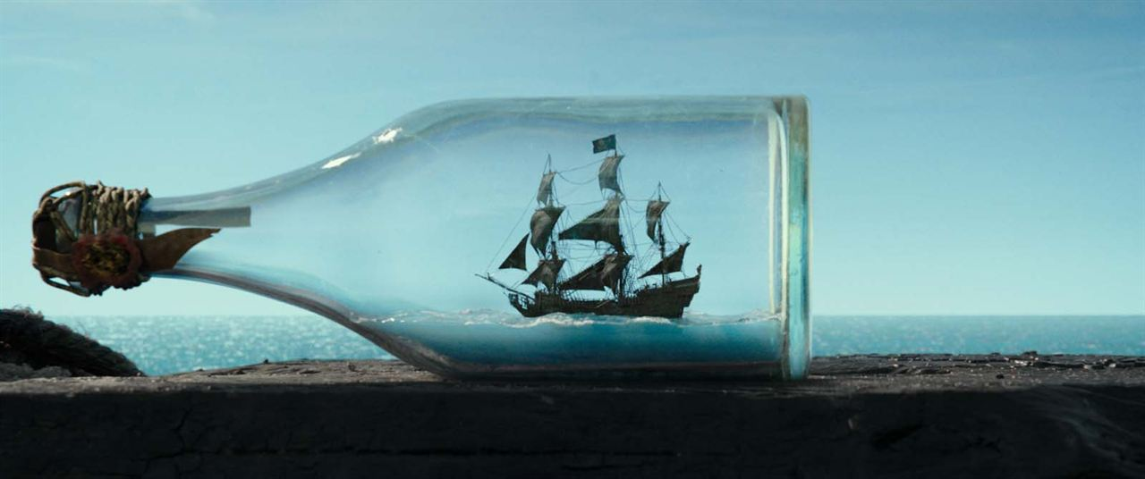 Piratas del Caribe: La venganza de Salazar : Foto