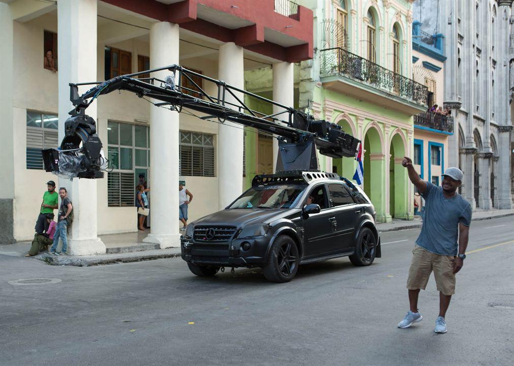 Fast & Furious 8 : Foto F. Gary Gray
