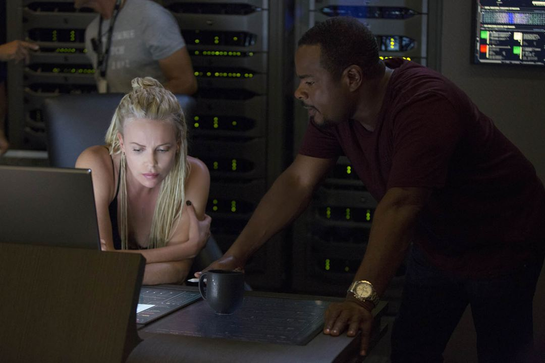 Fast & Furious 8 : Foto Charlize Theron, F. Gary Gray
