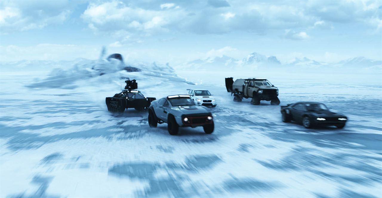 Fast & Furious 8 : Foto