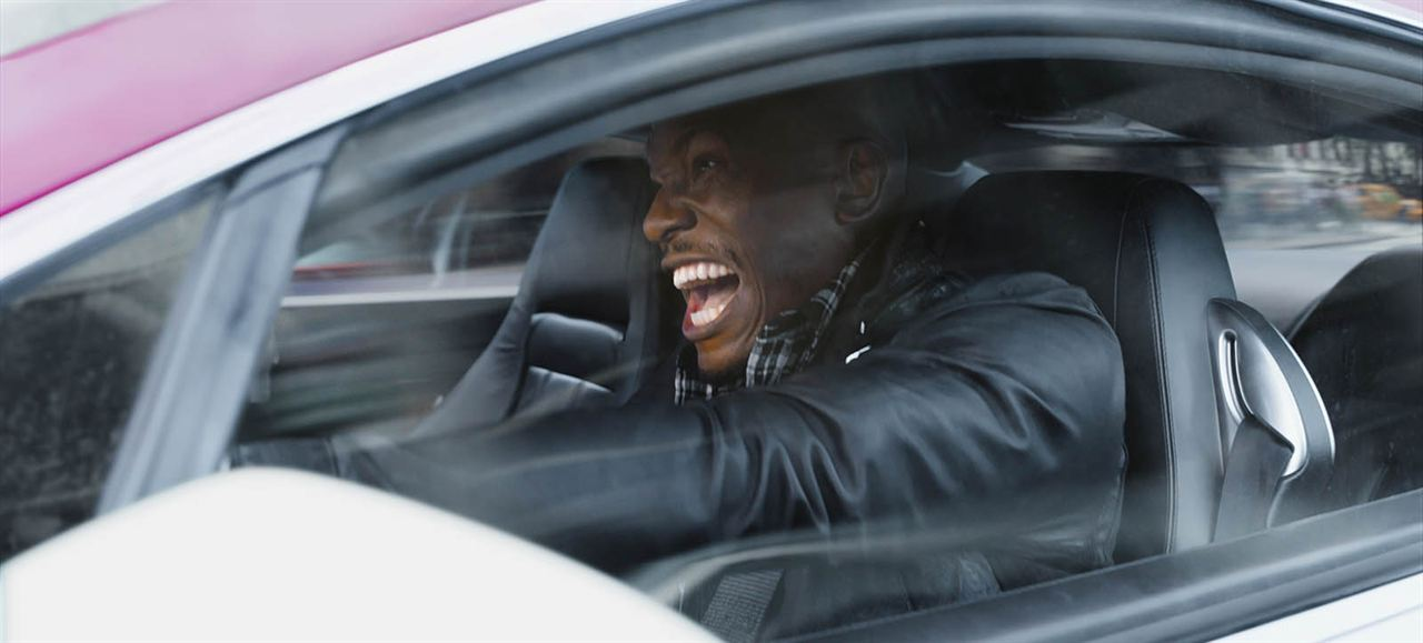 Fast & Furious 8 : Foto Tyrese Gibson