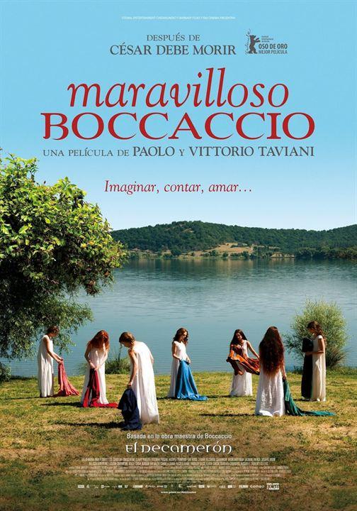 Maravilloso Boccaccio : Cartel