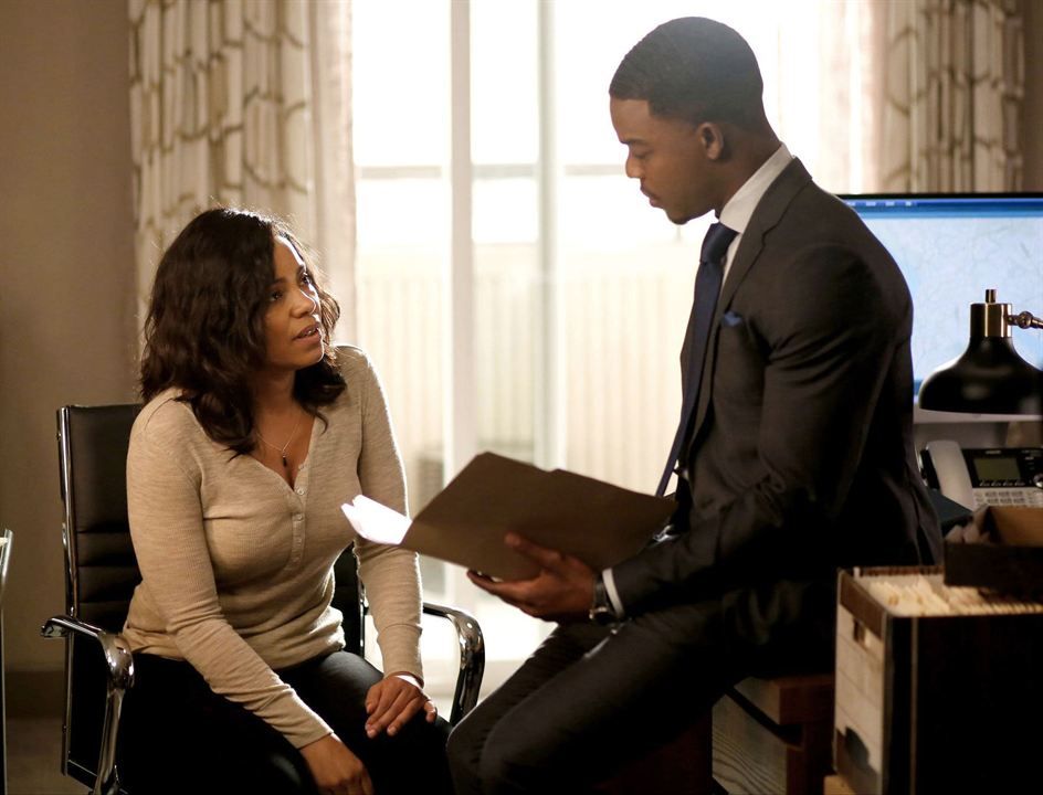Foto Sanaa Lathan, Stephan James