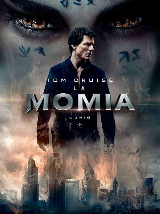 La momia : Cartel