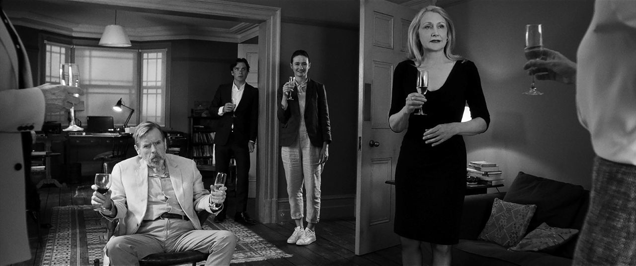 The Party : Foto Cillian Murphy, Emily Mortimer, Patricia Clarkson, Timothy Spall