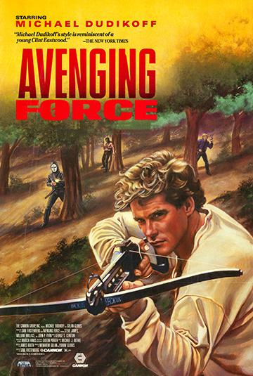 La fuerza de la venganza : Cartel