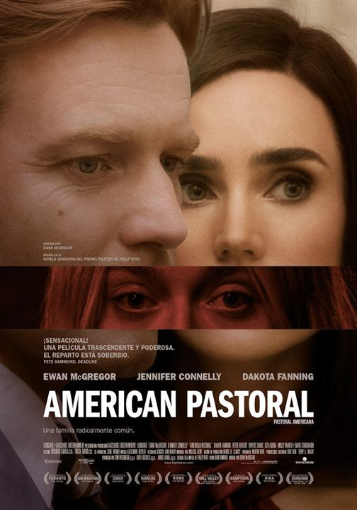 American Pastoral (Pastoral americana) : Cartel