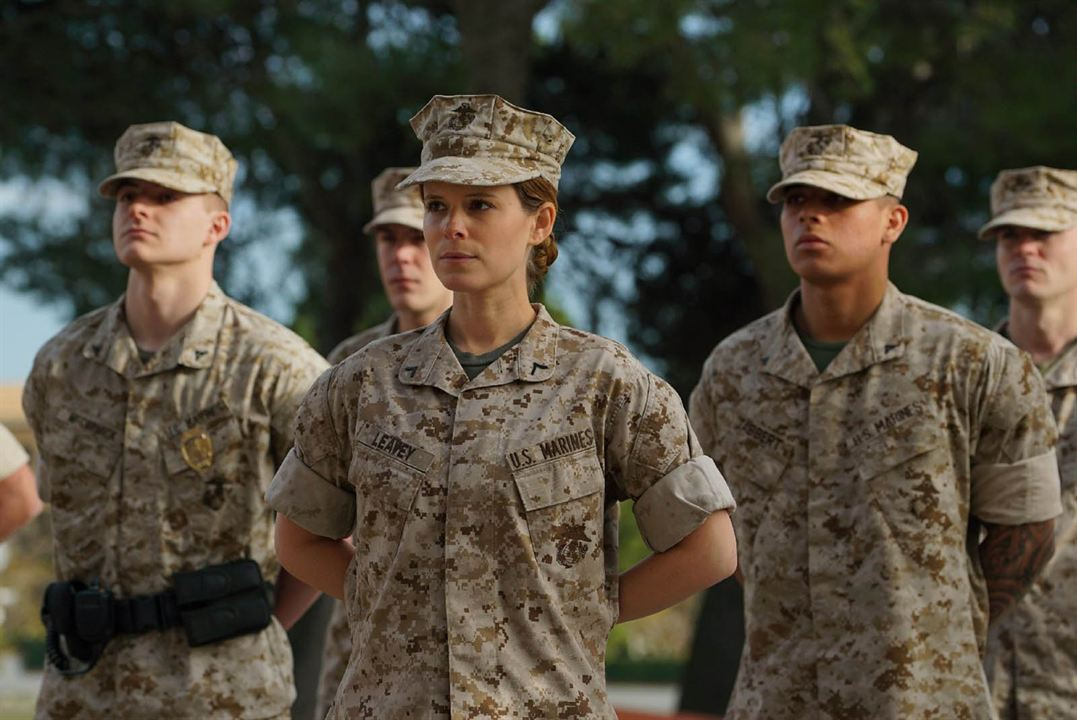 Megan Leavey : Foto Kate Mara