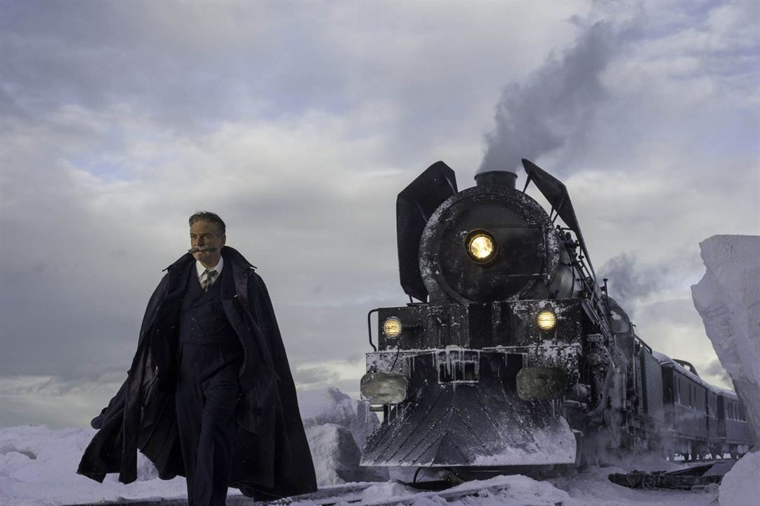 Asesinato en el Orient Express : Foto Kenneth Branagh
