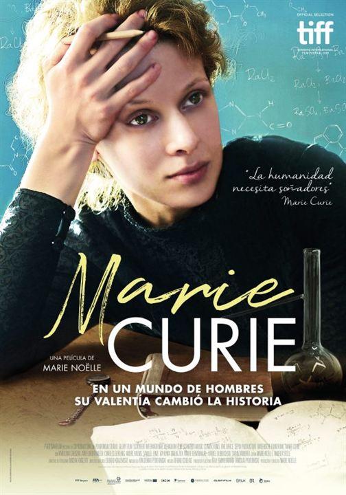 Marie Curie : Cartel