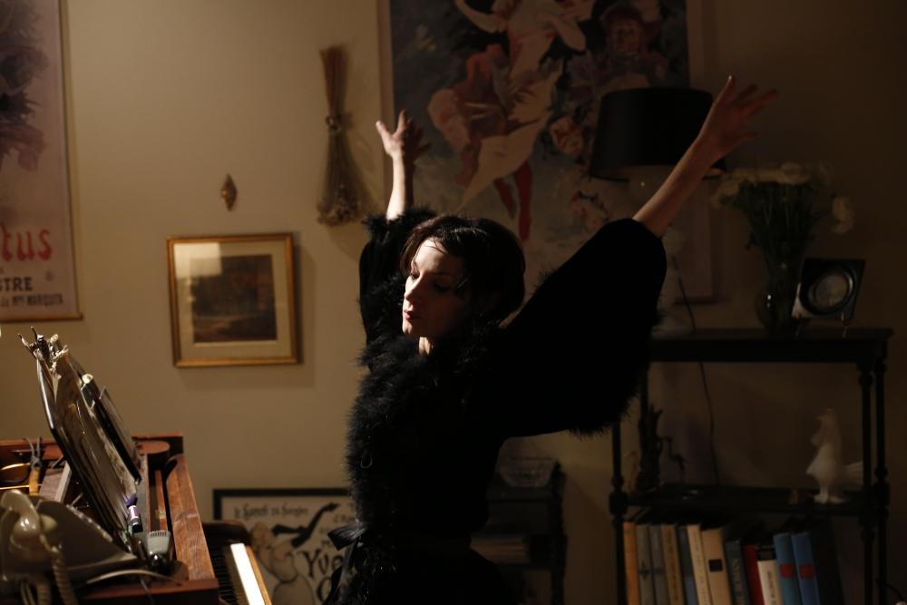 Barbara : Foto Jeanne Balibar