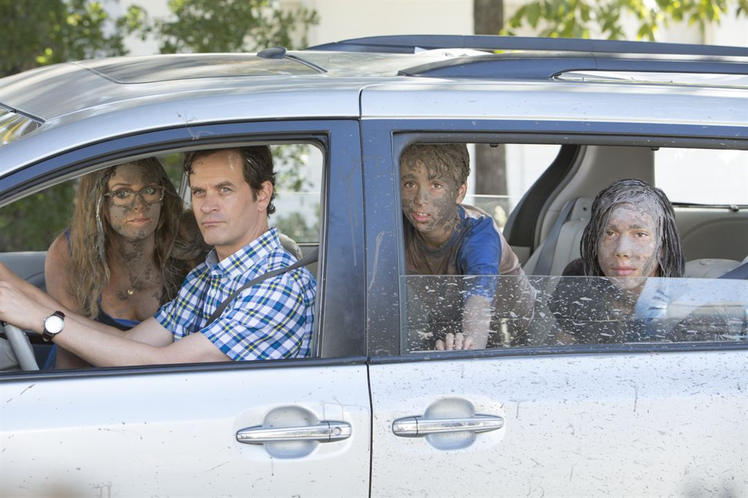 Diario de Greg: Carretera y manta : Foto Alicia Silverstone, Charlie Wright, Jason Drucker, Tom Everett Scott