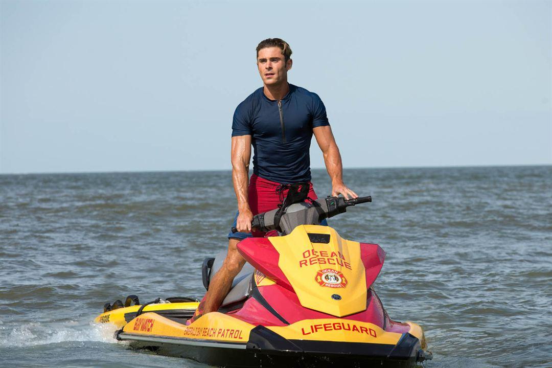 Baywatch: Los vigilantes de la playa : Foto Zac Efron