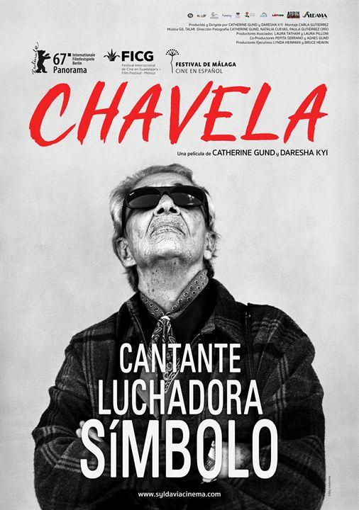 Chavela : Cartel