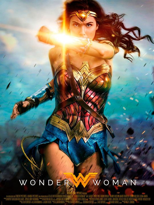 Wonder Woman : Cartel