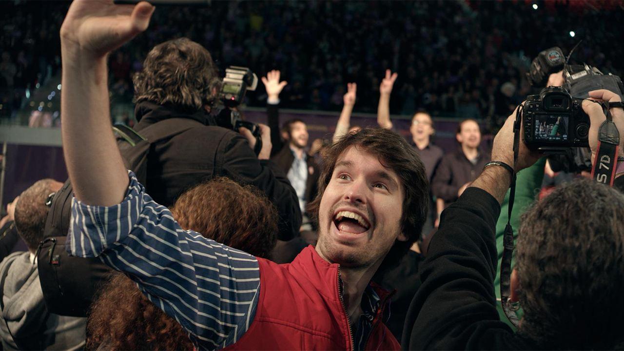 Selfie : Foto Santiago Alverú