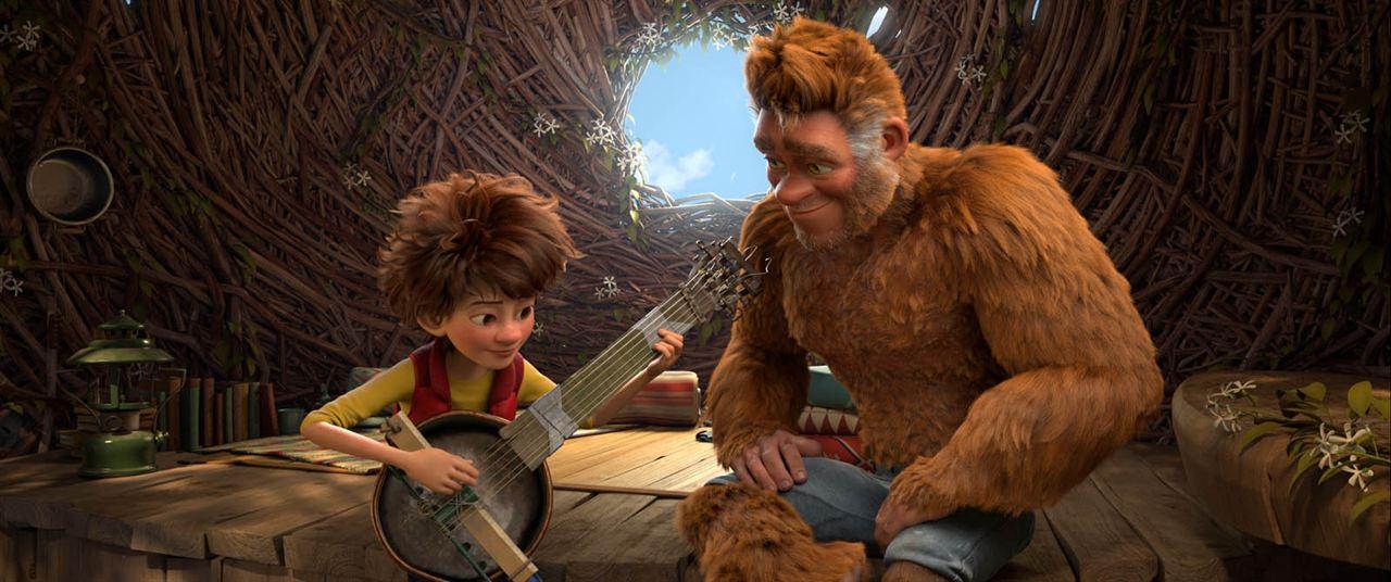 El hijo de Bigfoot : Foto