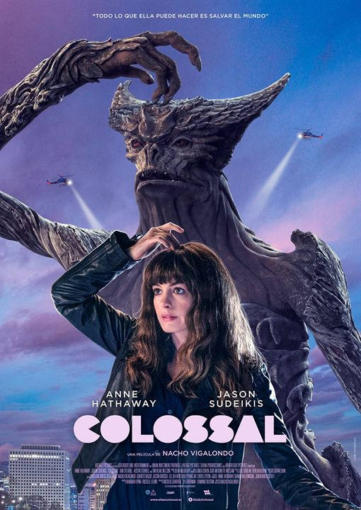 Colossal : Cartel
