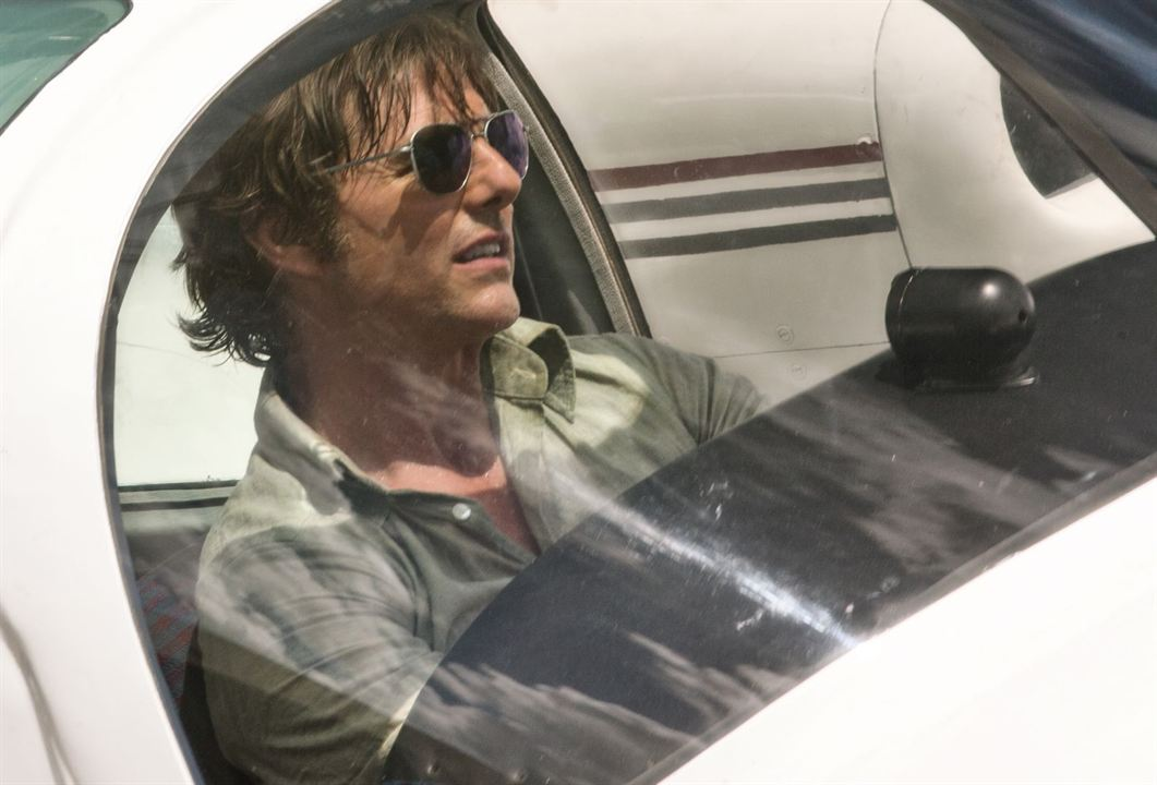Barry Seal: El traficante : Foto Tom Cruise