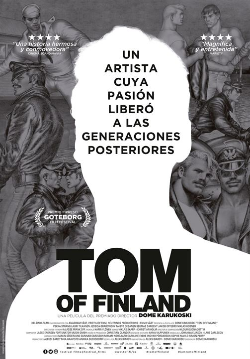 Tom Of Finland : Cartel