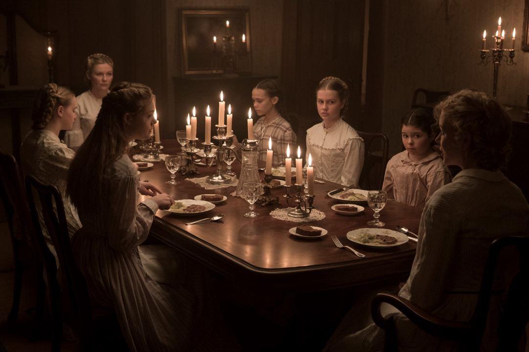 La seducción : Foto Addison Riecke, Angourie Rice, Elle Fanning, Emma Howard, Kirsten Dunst
