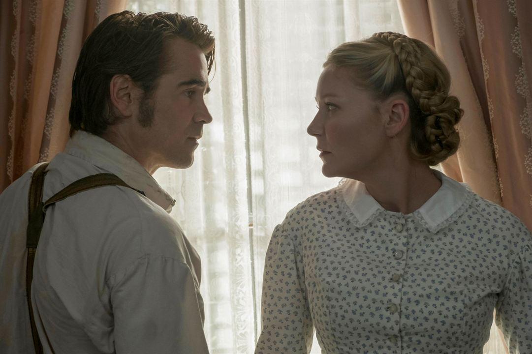 La seducción : Foto Colin Farrell, Kirsten Dunst