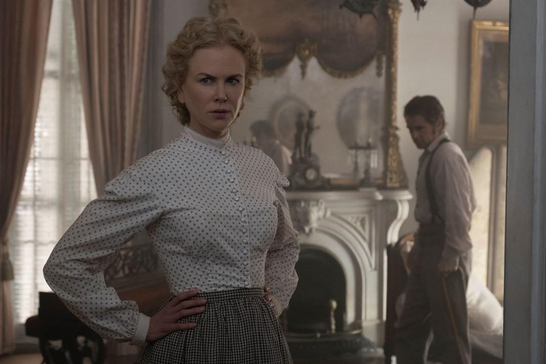 La seducción : Foto Colin Farrell, Nicole Kidman