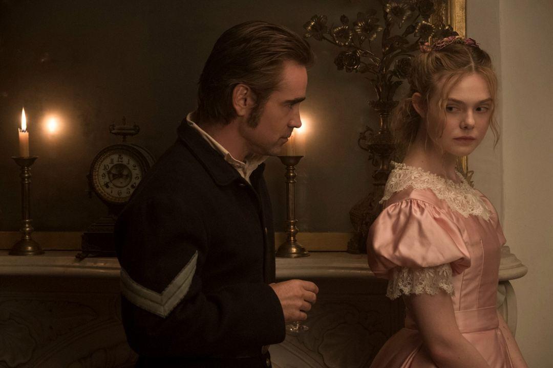 La seducción : Foto Colin Farrell, Elle Fanning