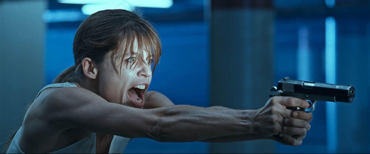 Terminator 2: El juicio final : Foto Linda Hamilton