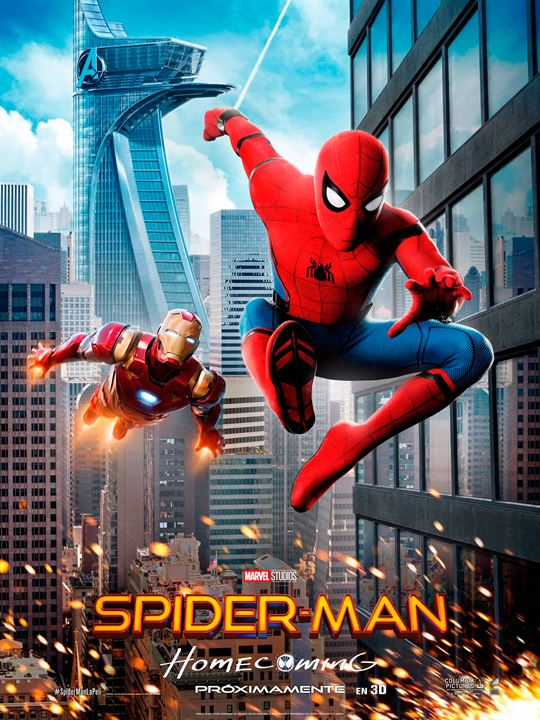 Spider-Man: Homecoming : Cartel