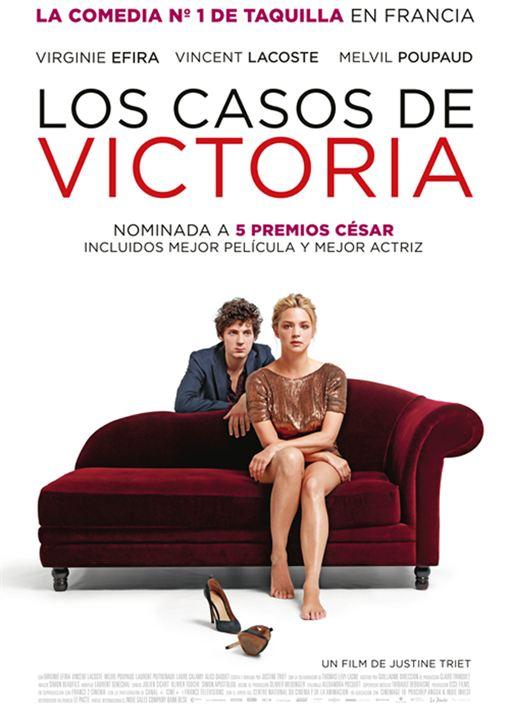 Los casos de Victoria : Cartel