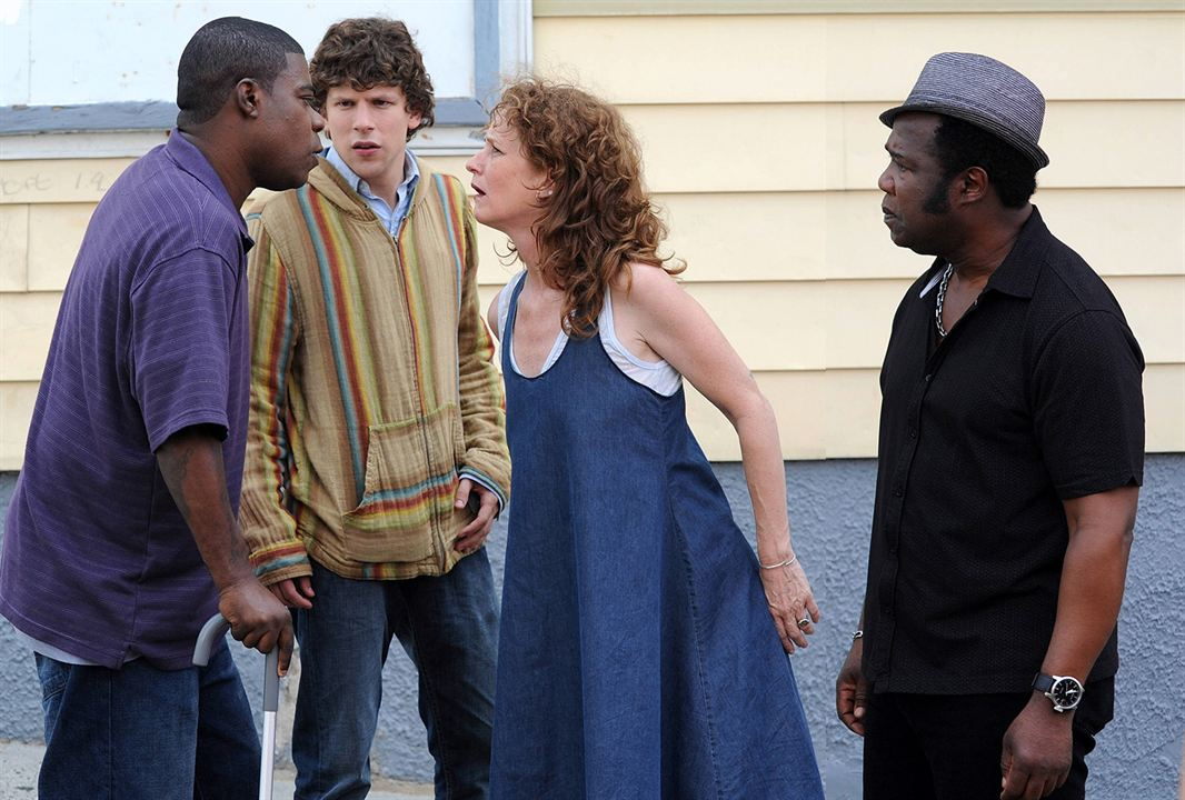 Why Stop Now? : Foto Isiah Whitlock Jr., Jesse Eisenberg, Melissa Leo, Tracy Morgan