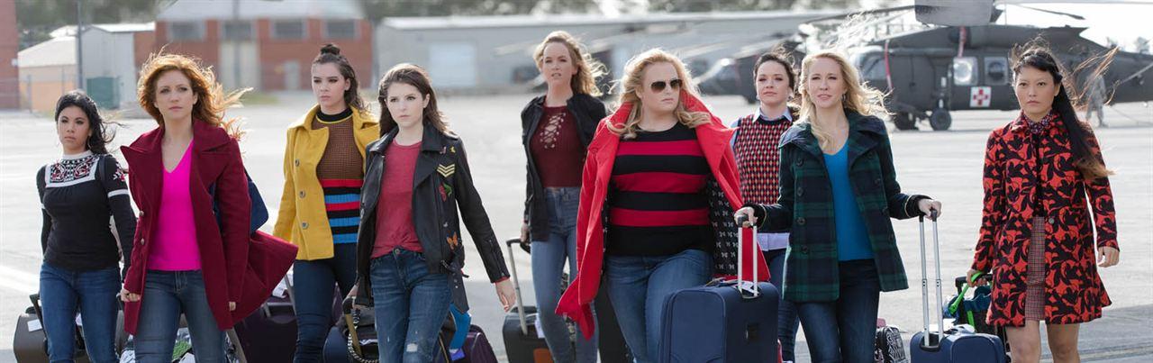 Dando la nota 3 : Foto Anna Camp, Anna Kendrick, Brittany Snow, Chrissie Fit, Hailee Steinfeld