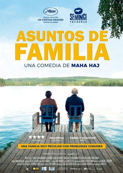 Asuntos de familia : Cartel