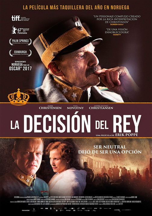 La decisión del Rey : Cartel