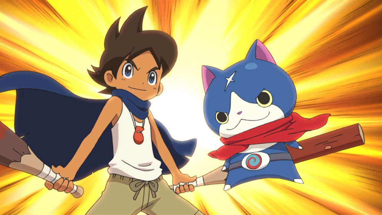 Yo-Kai Watch: La película : Foto