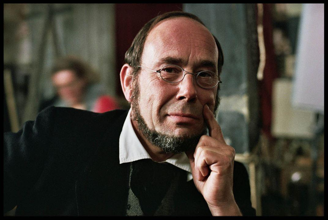 El joven Karl Marx : Foto Olivier Gourmet