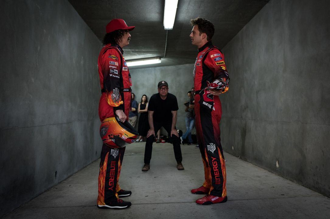 La suerte de los Logan : Foto Sebastian Stan, Seth MacFarlane, Steven Soderbergh