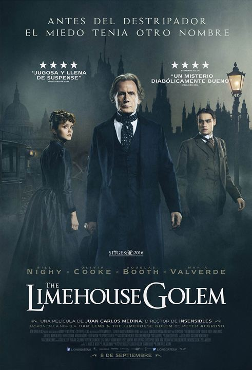 The Limehouse Golem : Cartel