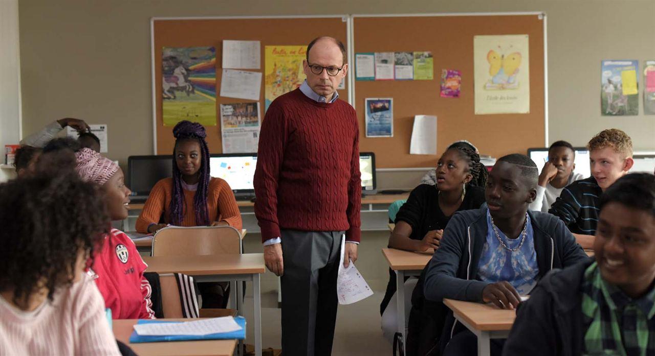 El buen maestro : Foto Denis Podalydès