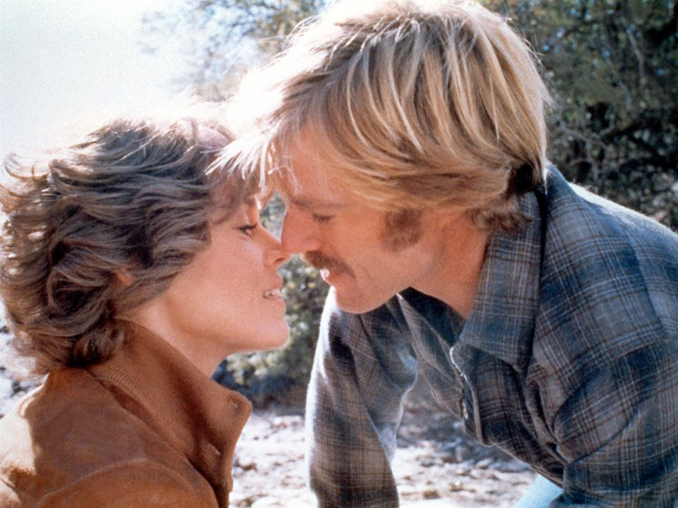 El jinete eléctrico : Foto Jane Fonda, Robert Redford